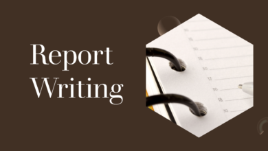 Photo of Report Writing Step by Step  | WBPSC Clerkship | ICDS | WBCS Mains